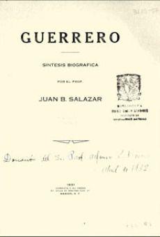 Guerrero: sintésis biográfica