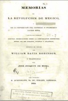 Memorias de la Revolución de Mégico y de la espedición del general...